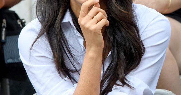 Meghan Markle's tortoiseshell sunglasses are again in stock! – Girl Mag