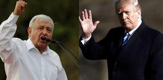 Mexico election: Trump and López Obrador talk about 'development deal'