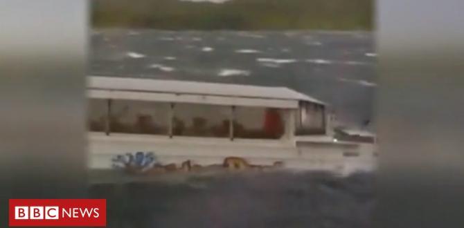 Missouri tourist boat capsizes in typhoon
