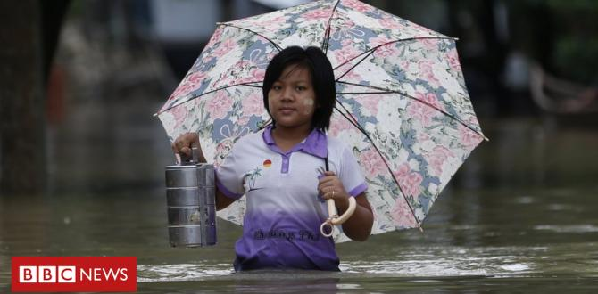 Myanmar flooding displaces greater than 16,000 other folks