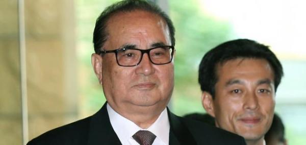 North Korea's Ri Su Yong visits Moscow