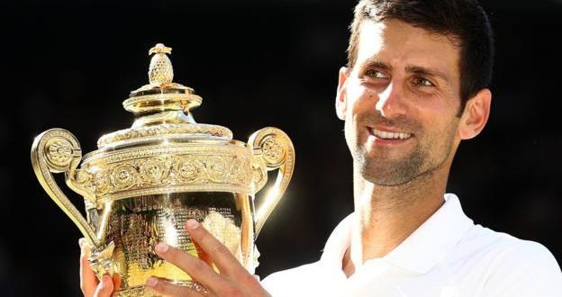 Novak Djokovic wins fourth Wimbledon through beating Kevin Anderson