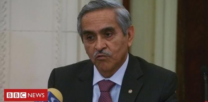 Peru political turmoil: Excellent court docket president resigns over tapes scandal