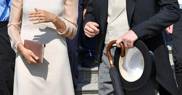 Prince Harry and Meghan Markle attend first authentic engagement due to the fact Royal Marriage Ceremony – Lady Magazine