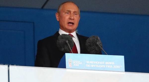 Putin renames military gadgets after Ukrainian towns