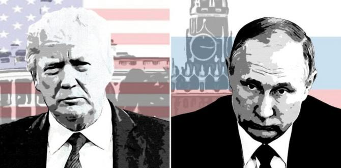 Russia-Trump: Who's who within the drama to finish all dramas?