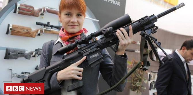Maria Butina: Alleged Russia agent 'offered intercourse for job'