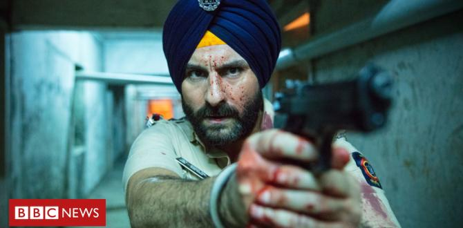 Sacred Video Games: Netflix launches its first Indian drama collection