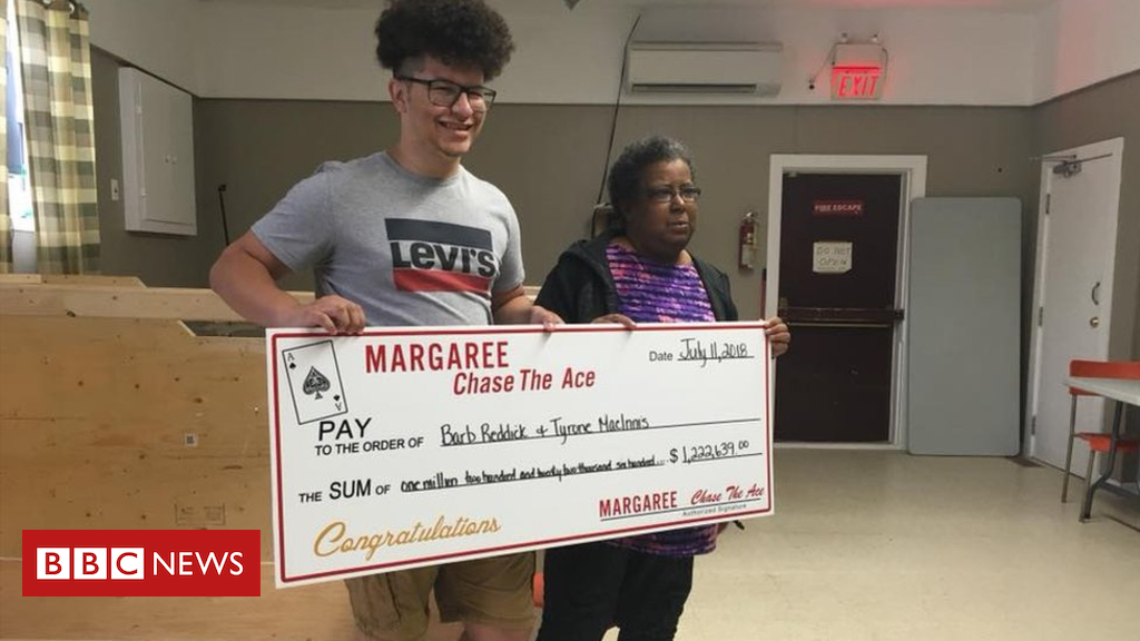 'See you in courtroom,' Nova Scotia lotto win aunt tells nephew