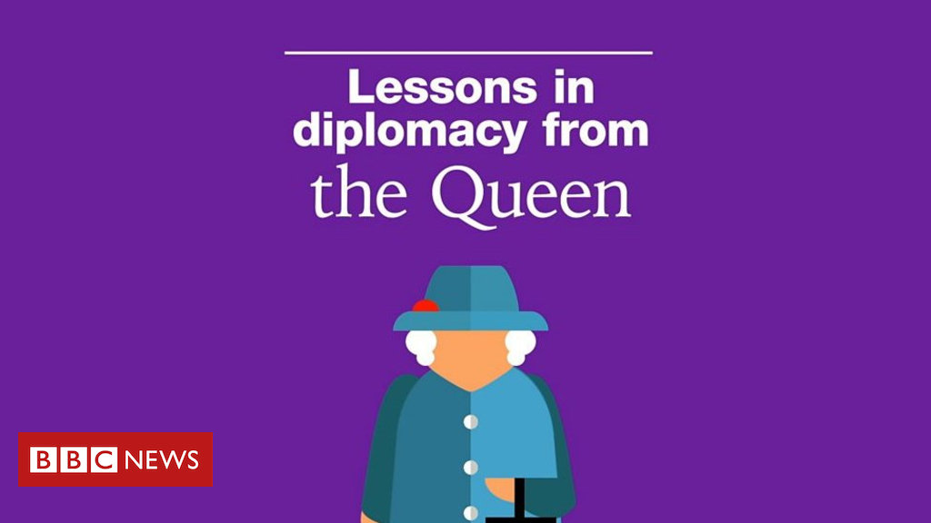 Seven things President Trump could learn from the Queen