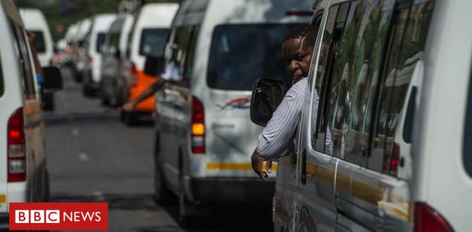 South Africa capturing: 11 taxi drivers killed in ambush