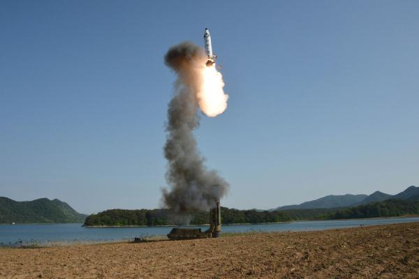 South Korea tracking North Korea after missile launcher document