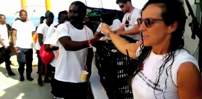 Spain to just accept disputed migrant ship Aquarius