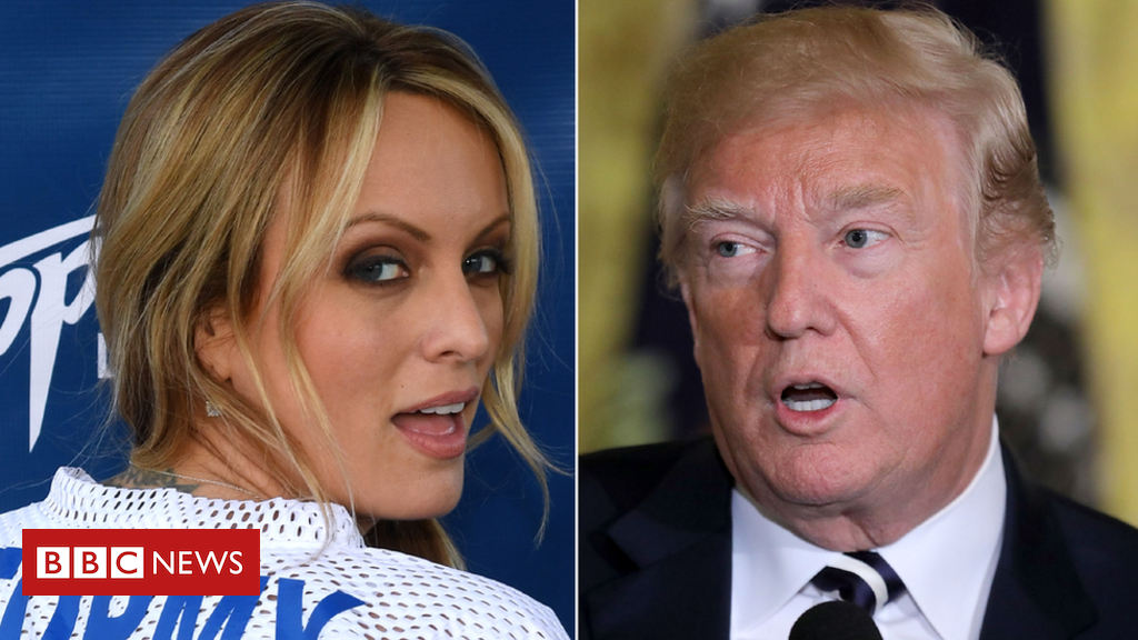Stormy Daniels and Trump: The conflicting statements