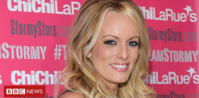 Stormy Daniels arrested in Ohio – lawyer