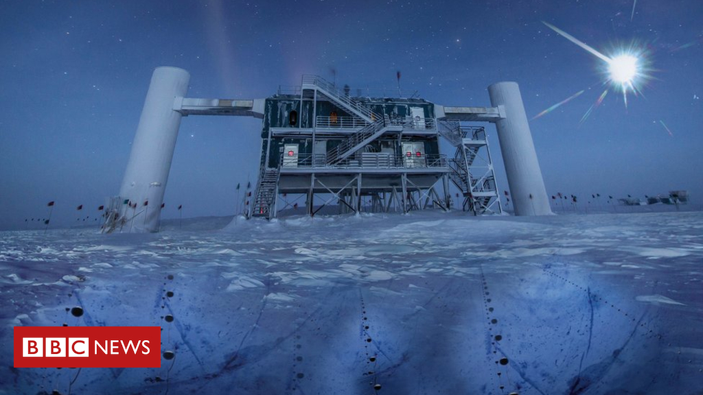 Supply of cosmic 'ghost' particle found out