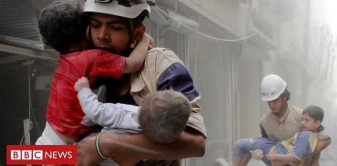 Syria conflict: Israel evacuates 'White Helmets'