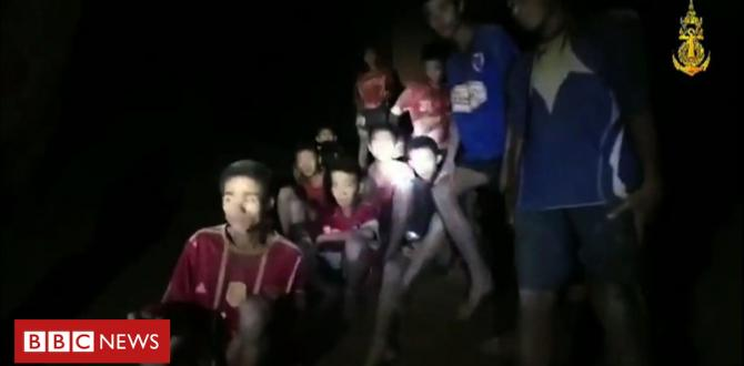 Thailand cave rescue: How can rescuers free the men?