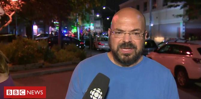 Toronto shooting: 'People started to run'