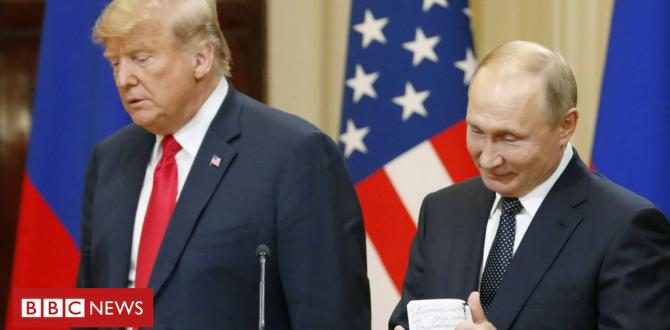 Trump facets with Russia in opposition to FBI at Helsinki summit