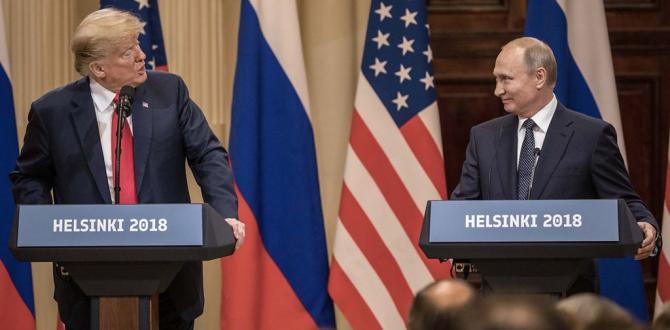 Trump-Putin summit: US president beneath hearth over poll meddling feedback