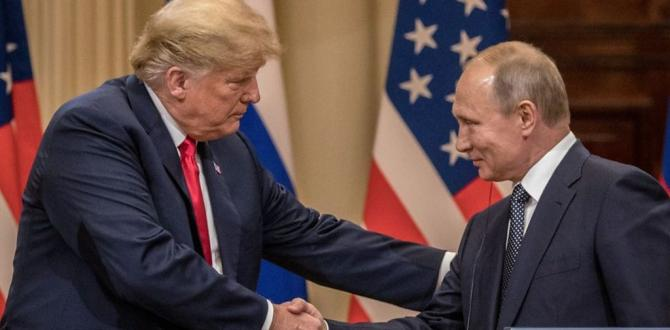 Trump-Putin summit: US president hails assembly amid outcry