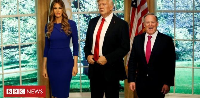 Trump 'riding a unicorn over a rainbow', says ex-spokesman Spicer