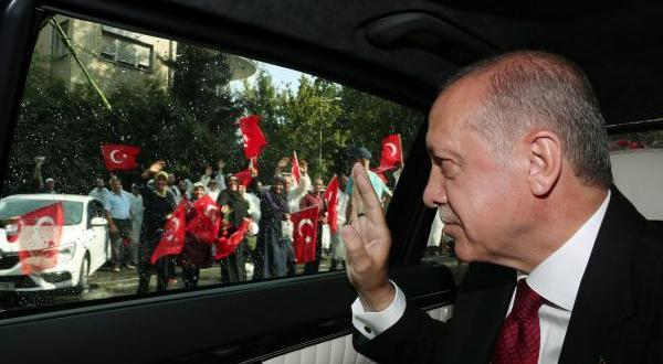 Turkey's Erdogan sworn in for brand new term, with more powers