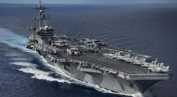 U.S. could send aircraft service to Taiwan Strait, analyst says