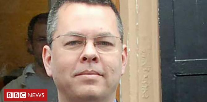 Trump threatens Turkey sanctions over pastor Andrew Brunson