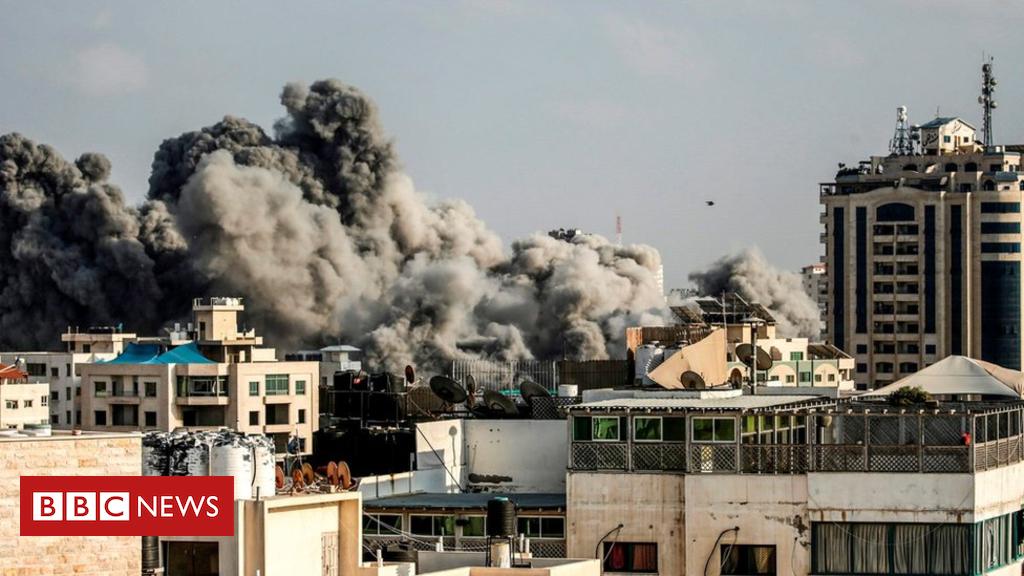 Wave of Israeli Gaza moves amid surge in rocket attacks