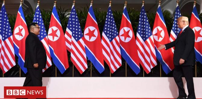 What had been the results of the Trump-Kim summit?