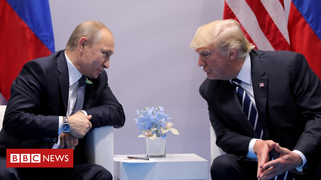 White Area: Trump-Putin summit 'is on' after hacking indictment