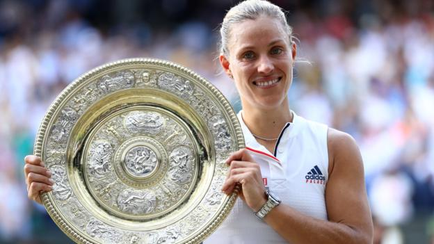 Wimbledon 2018: Angelique Kerber beats Serena Williams to win name