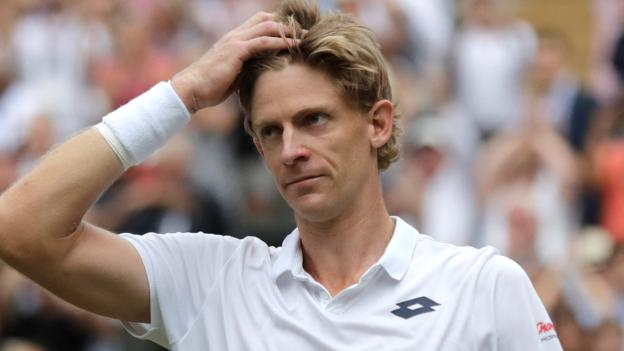 Wimbledon: Kevin Anderson requires change to Grand Slam finding out set format