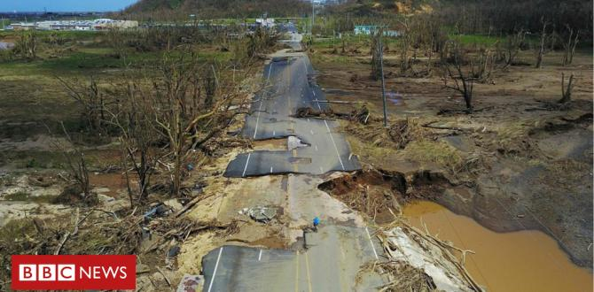 Trump disputes Puerto Rico hurricane death toll
