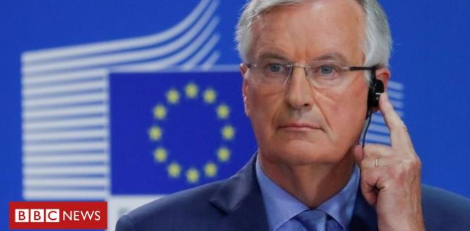 Brexit: Barnier says settlement conceivable via early November