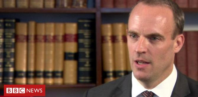 Brexit: Dominic Raab on UK plan for no-deal with EU