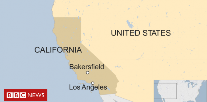 California shootings: Six dead in Bakersfield