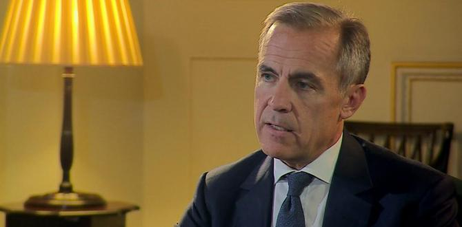 Carney warns against complacency on 10th anniversary of financial crisis