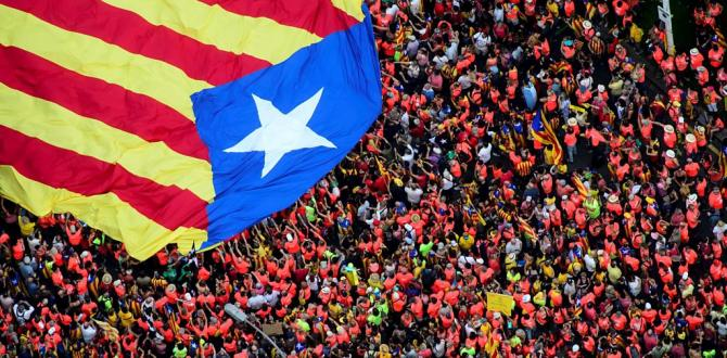 Catalonia 'National Day' rally draws million