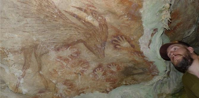 Cave paintings change ideas about the origin of art