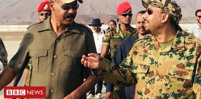 Ethiopia-Eritrea border set to reopen after 20 years