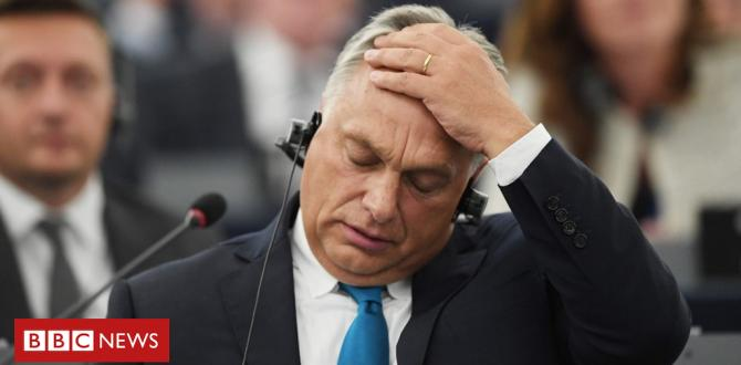 EU votes for disciplinary action against Hungary
