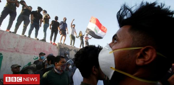 In photos: Fresh protests rock Basra in Iraq