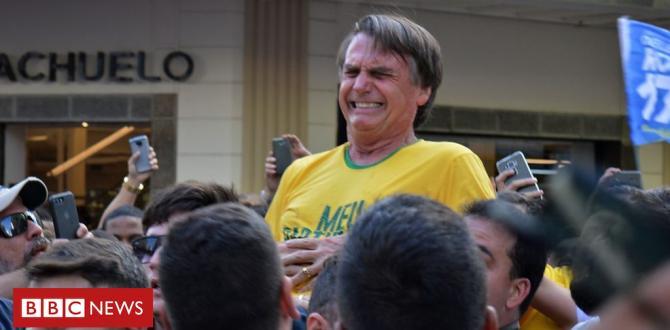 Jair Bolsonaro: Brazil presidential entrance-runner stabbed at rally