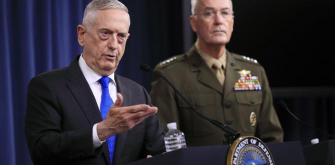 James Mattis, defense secretary, makes surprise visit to war-weary Kabul