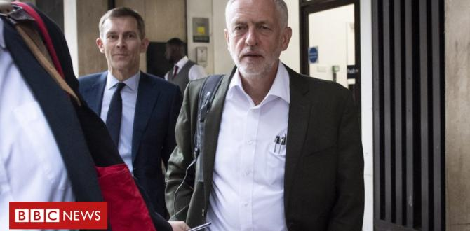 Jeremy Corbyn tells Labour MPs to turn their hearth outwards
