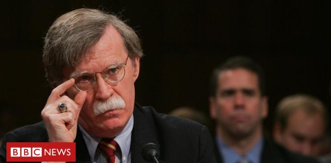 John Bolton: 5 issues new Trump security adviser believes