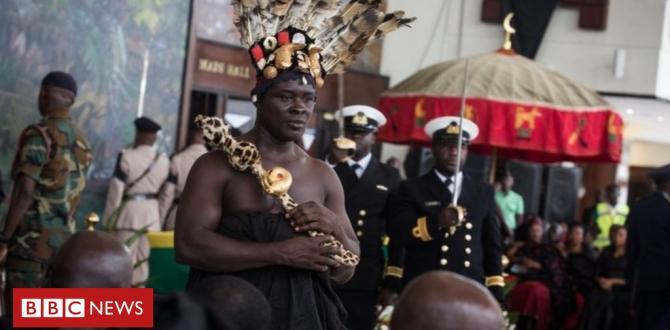 Kofi Annan's funeral: World leaders bid farewell to ex-UN chief